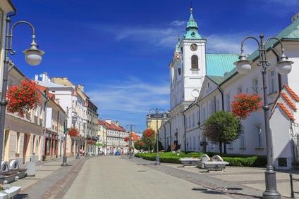 Rzeszów stare miasto